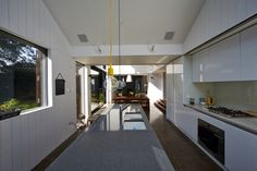 Blee Halligan's Triptych house extension catches sunlight from three directions