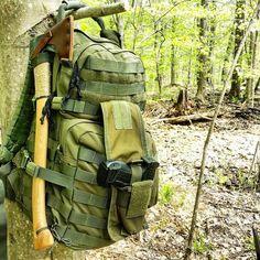 Just Hanging Out Today #bushcraft #bushman #bushwhacking #woodsman #woodlore…