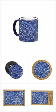 """Great promo on Zazzle - Christmas in July!     Up to 60% Off Christmas Items & 20% Off Sitewide!     Use Code: JULYXMASDEAL     Ends Monday. """"Snowfall"""" collection from my @zazzle store.   #christmas, #newyear, #fiberart, #blue, #white, #snow, #snowfall, #snowflakes, #winter, #zazzle, #sale"""