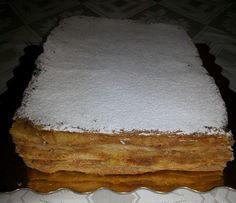 Torta Mil Hojas Parve