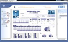 Report Templates And Sample Report Gallery - Dream Report for Reporting Website Templates
