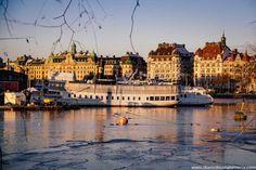 Como é viver no inverno na Suécia?