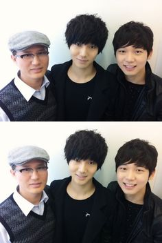Super Junior's Yesung shows off his family members