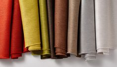 Starting Point from Luum Textiles | Azure -- Suzanne Tick created this versatile collection forher new brand Luum Textiles (formerly Teknion Textiles). Itincludes two large-scale fabrics (for collaborativeseating) and two smaller-scale performance patterns; three vertical fabrics for walls...