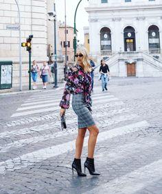 Wear it like Katerina Evaggelinou! 18th, Celebrities, How To Wear, Style, Swag, Celebs, Famous People