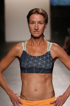 Sarah Lesko, 1500m/Mile, #NYFW #Spring15