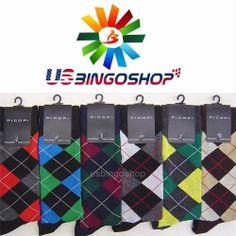 Lot of 6 Pairs New Men's Argyle Diamond Dress Socks Multi Color Argyle Diamond, Diamond Dress, Dress Socks, Pairs, Sunset, Life, Ebay, Color, Fashion