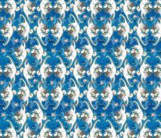 Kitten Cam Kitties fabric by hannafate on Spoonflower - custom fabric