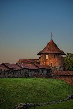 (LT) Kaunas - castle