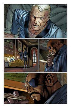¿El Capitán América se vuelve anciano? Gracias Marvel, gracias
