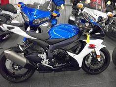 2012 Suzuki GSXR750,  LIKE NEW, ONLY 624 MILES