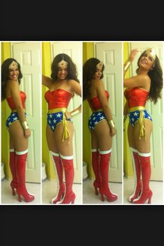 Discover great-value Halloween outfits for ladies, males, children and kids, in addition to Halloween decorations, with our fantastic-quality variety . Wonder Woman Halloween Costume, Wonder Woman Cosplay, Cool Halloween Costumes, Halloween Cosplay, Halloween Outfits, Cosplay Costumes, Halloween Ideas, Halloween Decorations, Wonder Woman Makeup