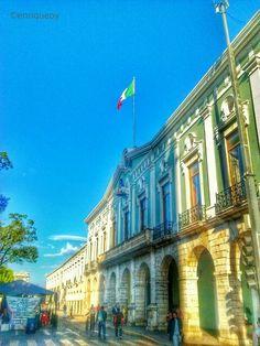 Palacio de Gobierno, Merida, Yucatan, Mexico