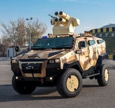 #4x4 #light #Makina #NMS #Nurol #Tactical #Vehicle Military Weapons, Military Men, Military Aircraft, Army Vehicles, Armored Vehicles, Armored Truck, Terrain Vehicle, Lego War, Jeep 4x4