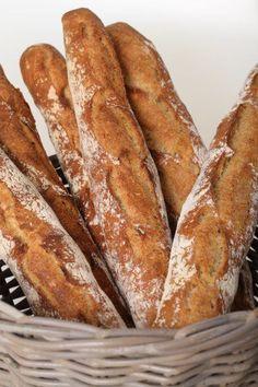 Freshly baked baguettes anyone?