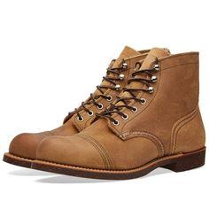 "Red Wing 8113 Heritage 6"" Iron Ranger Boot (Hawthorne Muleskinner)"