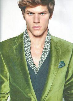 Ben Hunter by Milan Vukmirovic for Fashion For Men