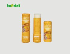 Can support customized size, printing, logo lip balm paper tube. When we are using this lipbalm paper tube, gently push the bottom of the paper tube. This paper tube uses environmentally friendly paper, so when you finish using the lip balm, you don't have to worry about the secondary pollution caused by the empty paper tube cardboard container. Lip Balm Packaging, Lip Balm Containers, Lipstick Tube, Packaging Solutions, Red Bull, Empty, The Balm, Eco Friendly, Printing