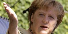 Angela Merkel, bondskanselier van Duitsland