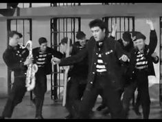 Elvis Presley - Jailhouse Rock HQ - http://www.youtube.com/watch?v=kR2wfLyT-b0=related