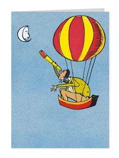Balloon Man by Edward Lear