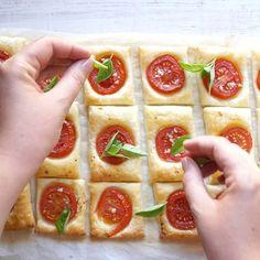 Fingerfood & Buffet Ideen für die Silvester-Party | Das Inspirations-Magazin
