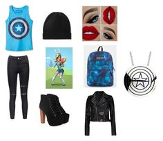 """""""Adventure time"""" by lathol on Polyvore featuring art"""