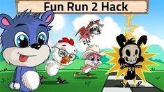 Fun Run 2 Hack No Survey Get Free Coins and Gems No Human Verification 2018 Updated Fun Run 3, Run 2, Speed Fun, Cheat Online, App Hack, World Of Tomorrow, Game Update, Futurama, Free Games