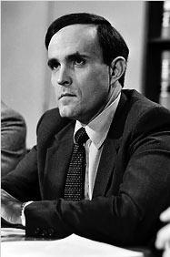 Rudy Giuliani Rudy Giuliani His Eyes American Heroes