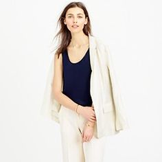 Shop Women's shirts & tops at J. Find the best blouse, tank & cami, button-front shirts & tops and see the entire selection of shirts & tops. J Crew Men, Tailored Suits, Cashmere Sweaters, Tank Tops, How To Wear, Women's Shirts, Tees, Clothes, Collection