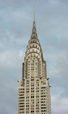 A Jewel in the Sky: The Chrysler Building