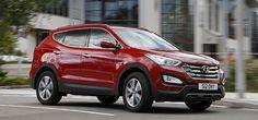 Five stars for new generation Santa Fe in EURO NCAP Crash Test