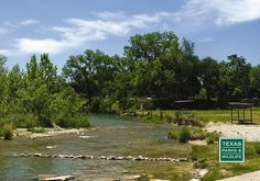 Located where the hill country meets west Texas, South Llano River State Park near Junction is home to one of those clear Texas rivers that feed the soul. The resident turkeys who roost there provide plenty of entertainment. Be sure to check out the hundreds of migrating monarch butterflies in the fall.