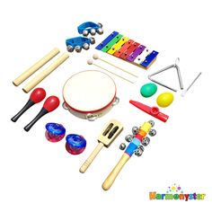 Beautiful Musical Instruments Set for Children🎵