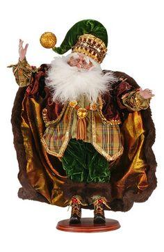 Mark Roberts 'Elegant Santa' Figurine available at #Nordstrom