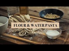 The simplest of dough preparations and the ultimate poor man's food. But worry not, this simple and quick pasta recipe will make ANY sauce taste like a milli...