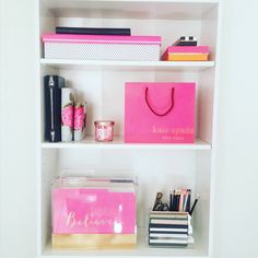 """""""Tagged by the super sweet Cori from @theresetgirl for #widn. I finally finished curating my craft supplies and finished giving everything a home here on…"""""""