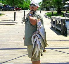 Capt. Steven Pereyra Galveston Bay Fishing Team 9301 Broadway St, Galveston, TX 77554