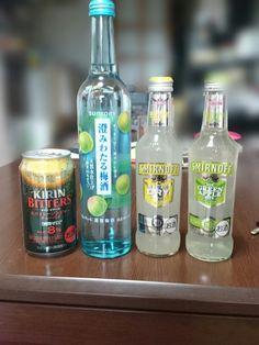 今日の買い物。初物づくし。 Smirnoff, Alcohol, Apple, Drinks, Bottle, Rubbing Alcohol, Apple Fruit, Drinking, Beverages