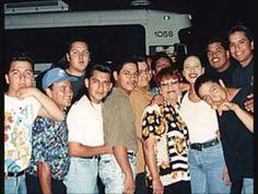 Selena, familia y los dinos