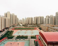 It is already too late, and it will go on being even later  Photographs of China by Sze Tsung Leong