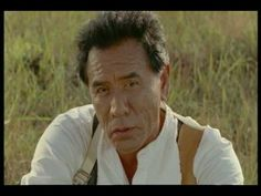 'The Only Good Indian'     One of Wes Studi's best performances.     Synopsis: A young Native American is captured and taken against his will to a juvenile home designed to indoctrinate him into the ways of white Christian America (mandatory,federally government-run Native American Indian boarding schools). After running away, a Native American is hired to track and capture him.
