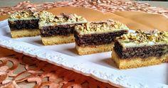 Orechovo-jablkový linzer (fotorecept) - recept | Varecha.sk Sweet Tooth, Desserts, Food, Basket, Meal, Deserts, Essen, Hoods, Dessert