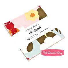 Oh Deer! Charm Pack MoMo for Moda Fabrics