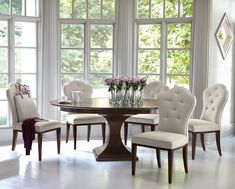Haven 6 Piece Table and Chairs Set by Bernhardt