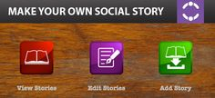 12 Computer Programs, Websites And Apps For Making Social  Stories - - Repinned by @PediaStaff – Please Visit ht.ly/63sNtfor all our pediatric therapy pins
