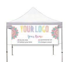 f92b9a77fe79dc Digital or Printed Banner Mandala, 6 x 2.5 feets- Great for Events-  Marketing business banner- Personalized banner- For Fashions consultants