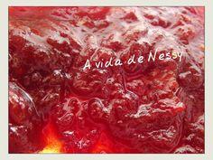 A vida de Nessy: Doce de Tomate (MFP)