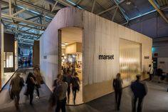 Stefano Colli > Stand Marset Frankfurt Light & Building 2016