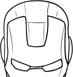 Guarda tutti i disegni da colorare degli avengers www for Maschera di iron man da stampare e colorare